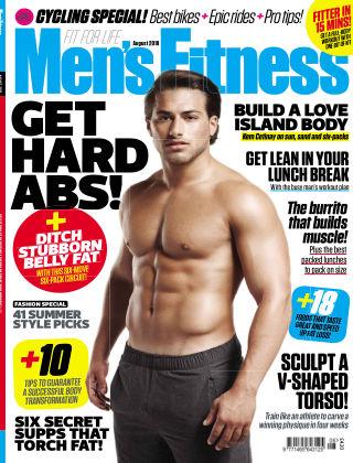 Men's Fitness August 2018