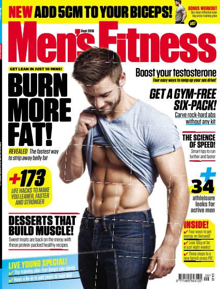 Men's Fitness July 27, 2018 00:00