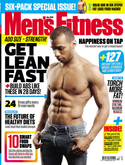 Men's Fitness October 17, 2018 00:00