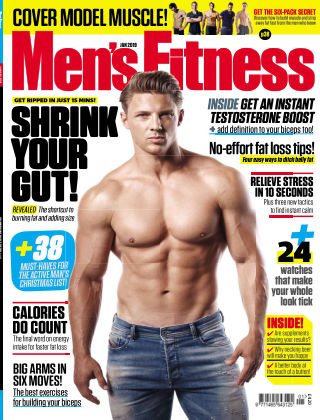 Men's Fitness Jan 2019