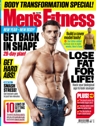 Men's Fitness Feb 2019