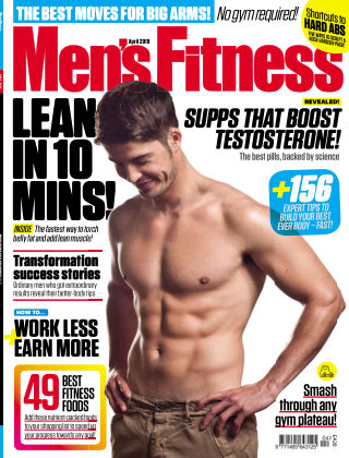 Men's Fitness March 2019