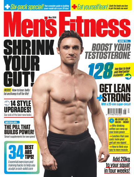 Men's Fitness March 27, 2019 00:00