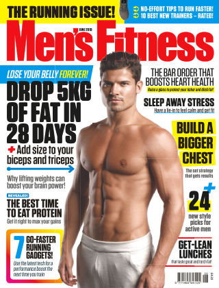 Men's Fitness June 2019