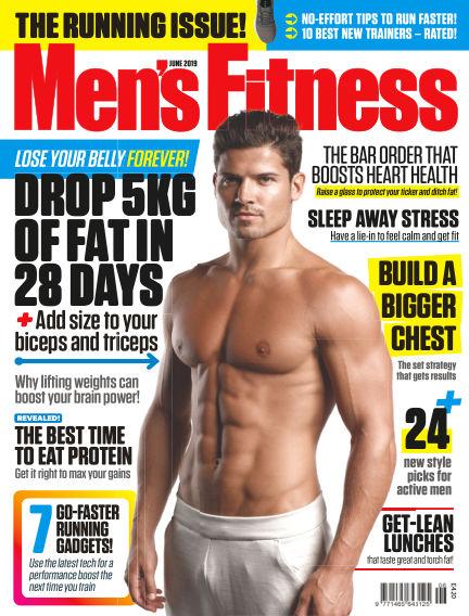 Men's Fitness April 24, 2019 00:00