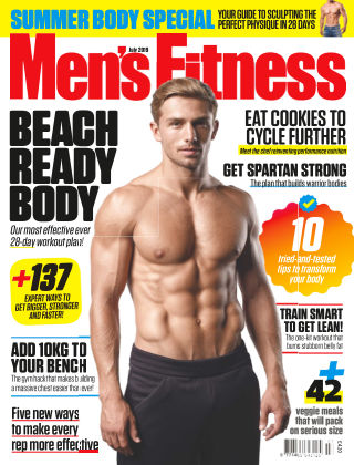 Men's Fitness July 2019