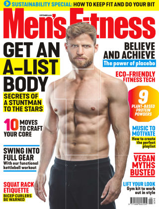 Men's Fitness September 2019