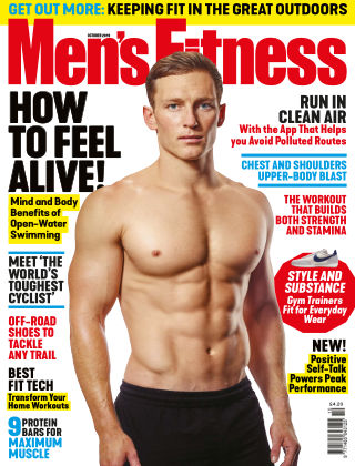 Men's Fitness October 2019