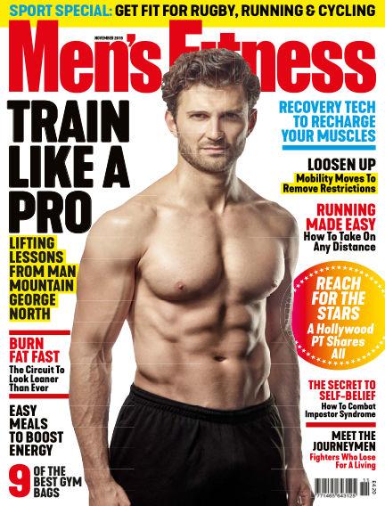 Men's Fitness September 19, 2019 00:00