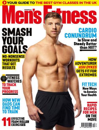 Men's Fitness December 2019