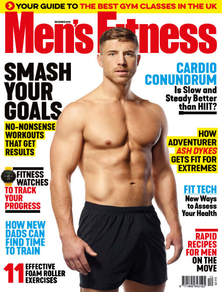 Men's Fitness October 16, 2019 00:00