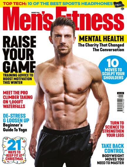 Men's Fitness November 13, 2019 00:00