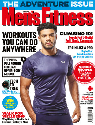 Men's Fitness March 2020