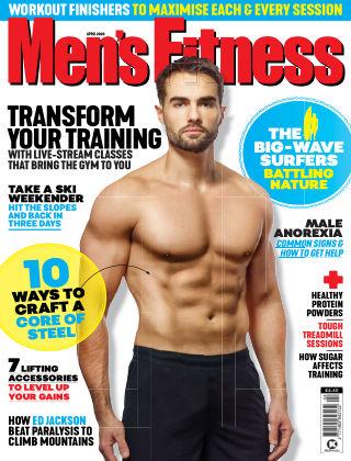 Men's Fitness April 2020