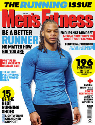 Men's Fitness May 2020
