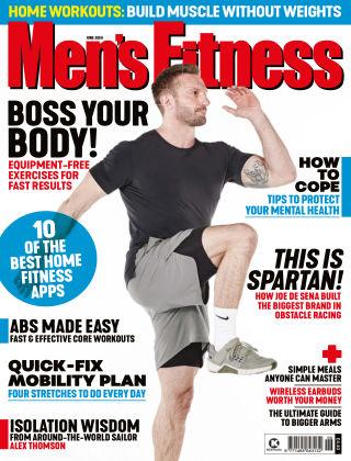 Men's Fitness June 2020