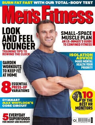 Men's Fitness July 2020