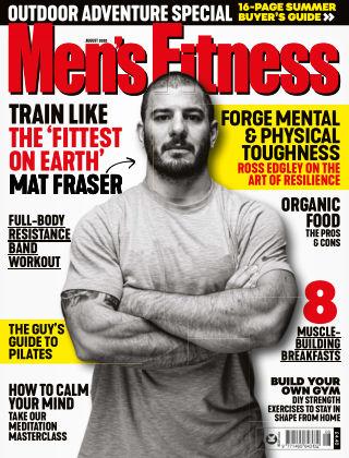 Men's Fitness August 2020