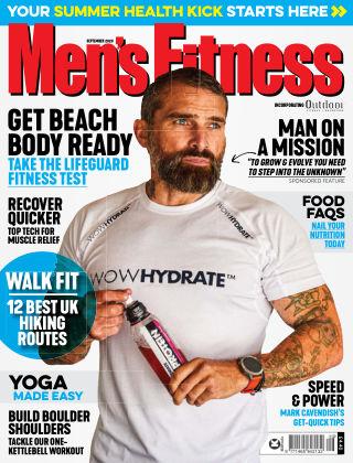 Men's Fitness September 2020