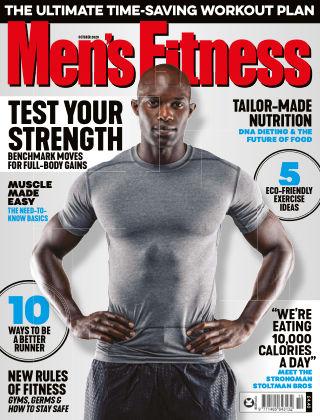 Men's Fitness October 2020