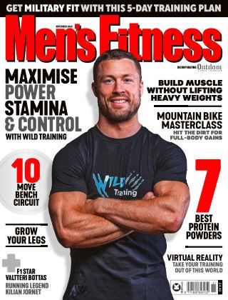 Men's Fitness November 2020