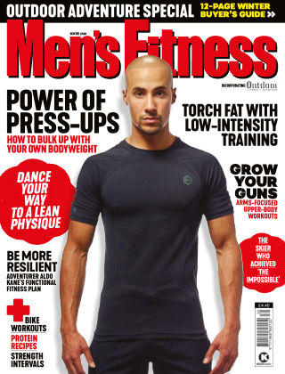 Men's Fitness WINTER 2020
