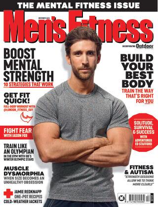 Men's Fitness December 2020