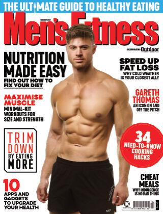 Men's Fitness February 2021