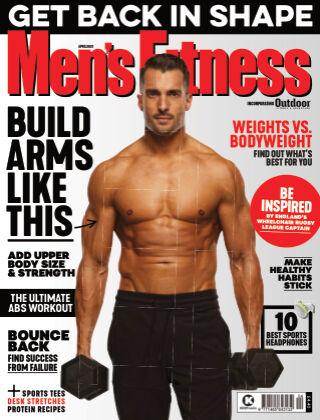 Men's Fitness April 2021