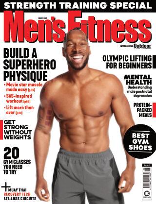 Men's Fitness August 2021