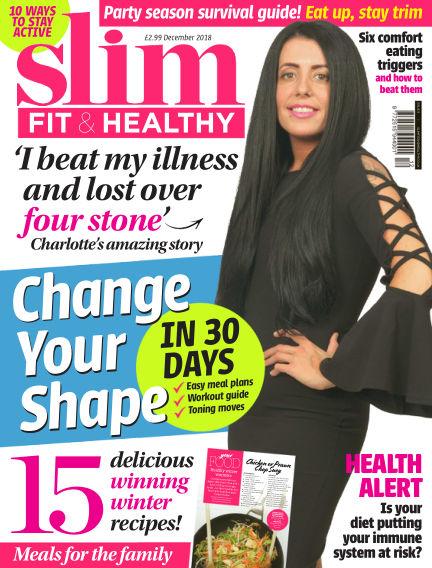 Slim, Fit & Healthy November 15, 2018 00:00