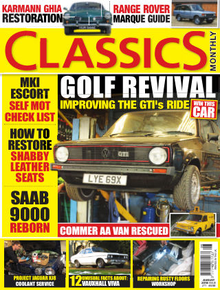 Classics Monthly August 18