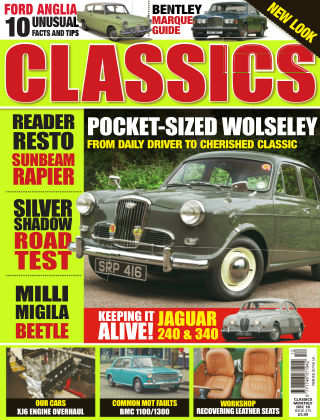 Classics Monthly December 18