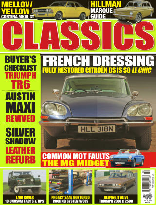 Classics Monthly February 2019