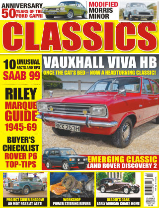 Classics Monthly March 2019