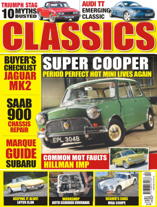 Classics Monthly April 2019