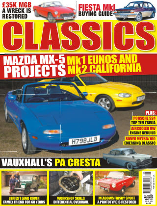 Classics Monthly May 2019