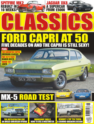 Classics Monthly June 2019