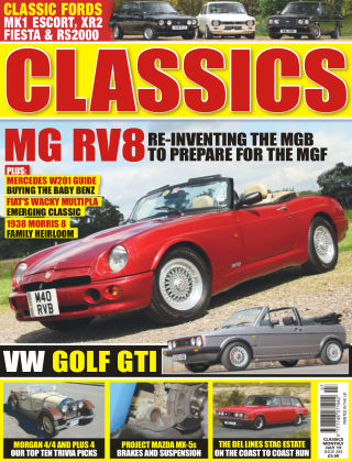 Classics Monthly July 2019