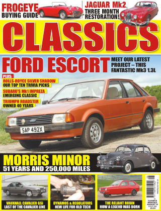 Classics Monthly August 2019