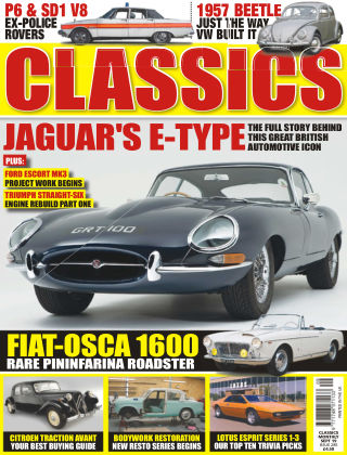 Classics Monthly September 2019