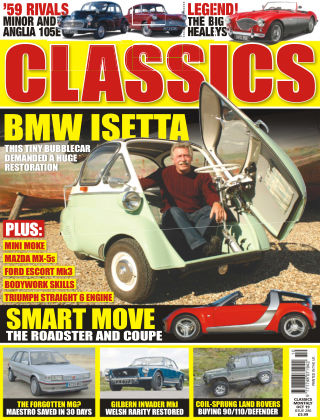 Classics Monthly October 2019