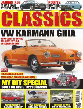 Classics Monthly November 2019