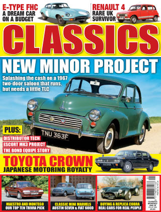 Classics Monthly January 2020