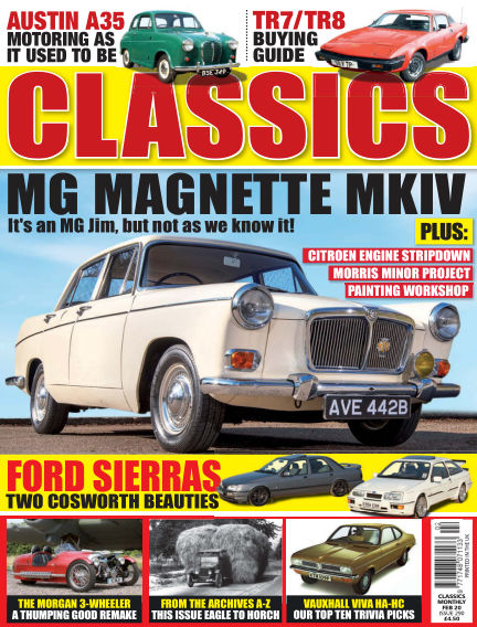 Classics Monthly January 06, 2020 00:00