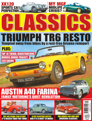 Classics Monthly March 2020