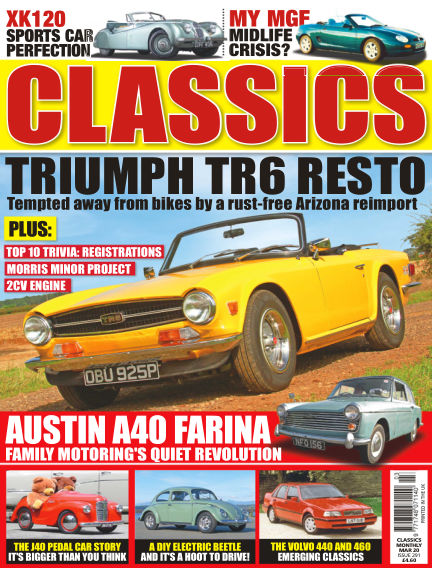Classics Monthly January 23, 2020 00:00