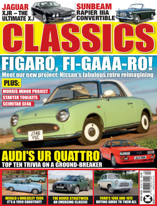 Classics Monthly April 2020