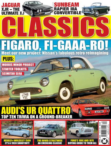 Classics Monthly February 18, 2020 00:00