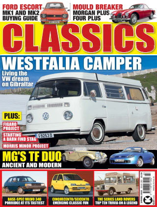 Classics Monthly Spring 2020